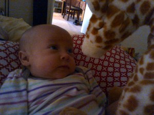 A Preemie's perspective on coming home