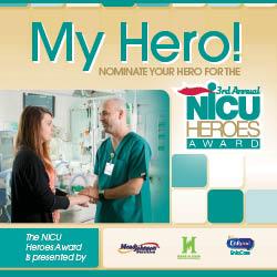 NICU Heroes Award 2015
