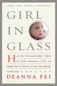 girl in glass deanna fei