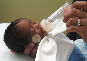 Breast Milk Donation:  A Priceless Gift for Preemies