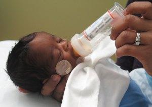 breast milk donation NICU feeding