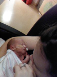 resentment NICU peace prematurity
