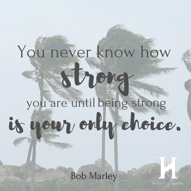 strong quotes NICU quotes palm trees