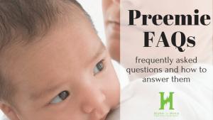 Preemie FAQs