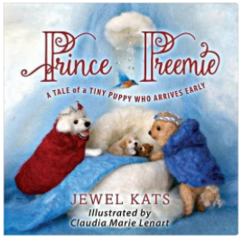 prince preemie cover, book review, jewel kats