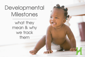 Why Do We Track Developmental Milestones?