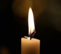 candle, grief, loss, bereavement, holidays