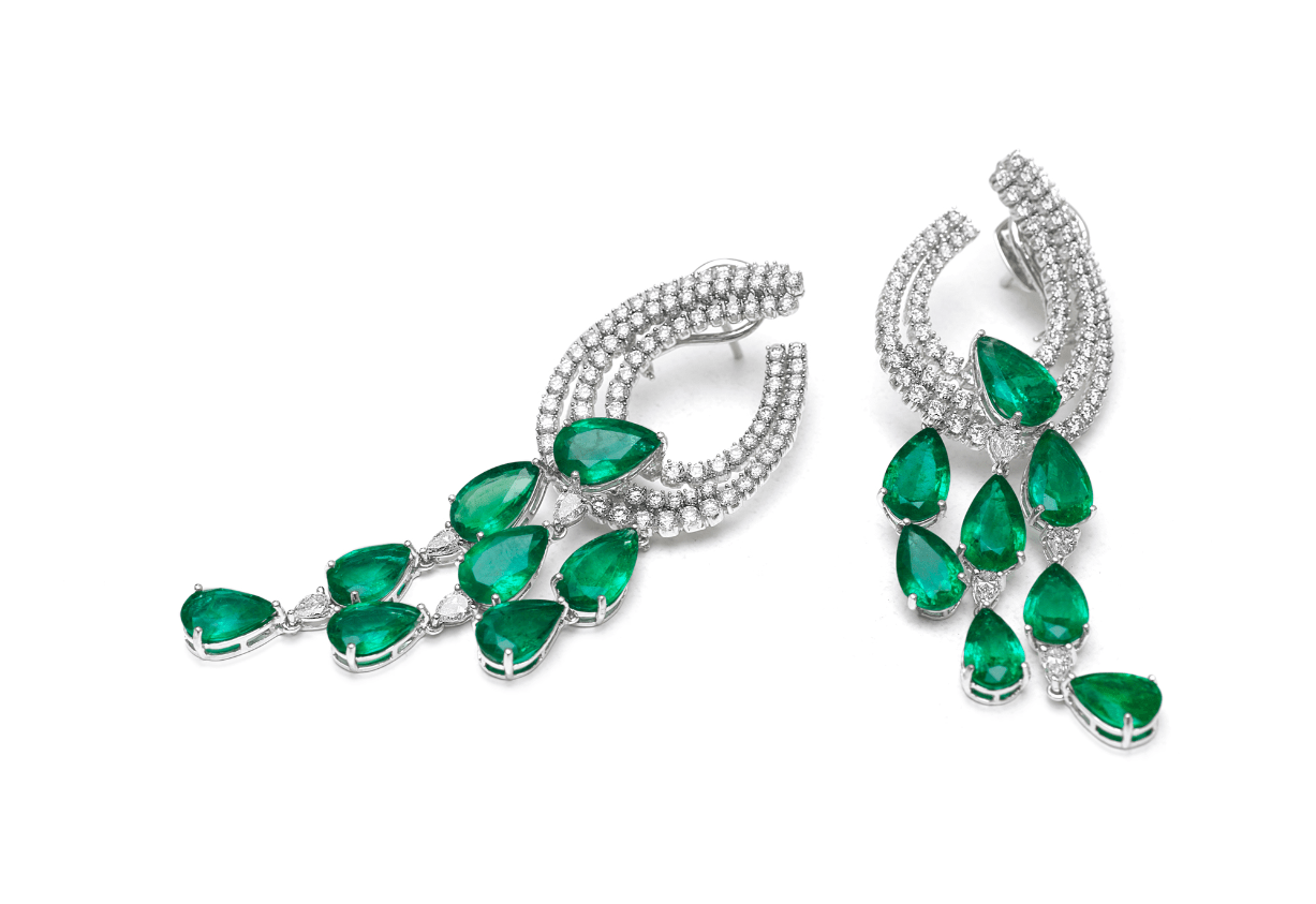 earrings fine tacori dantela jewelry