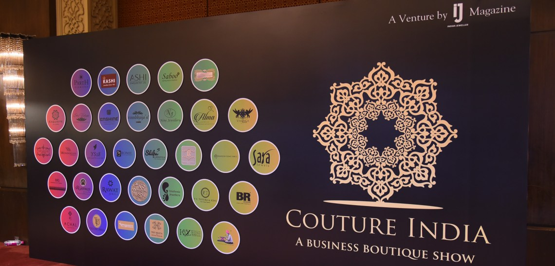 Couture India Show by IJ Magazine