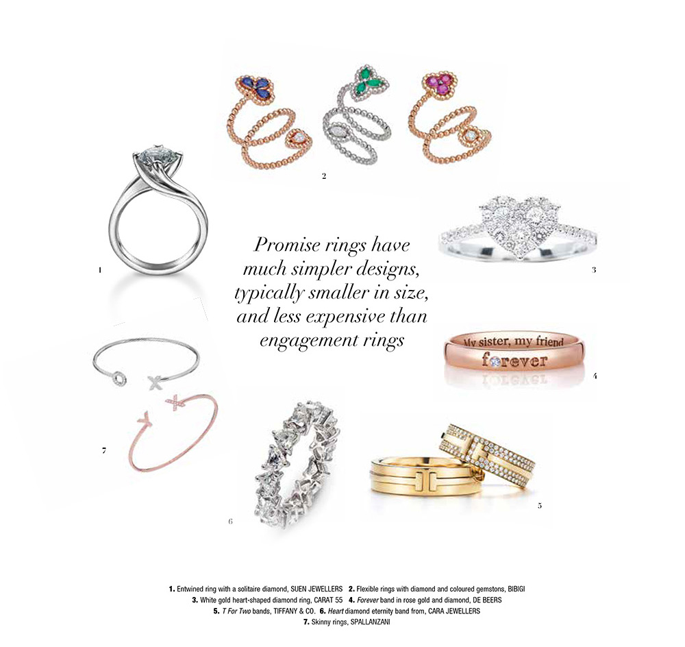 Pinky Promise X Solitaire Magazine – Preeta Agarwal Workroom