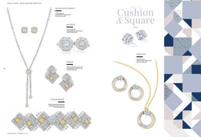 Forevermark Trend Report 2018, Victoria's Jewelry Box