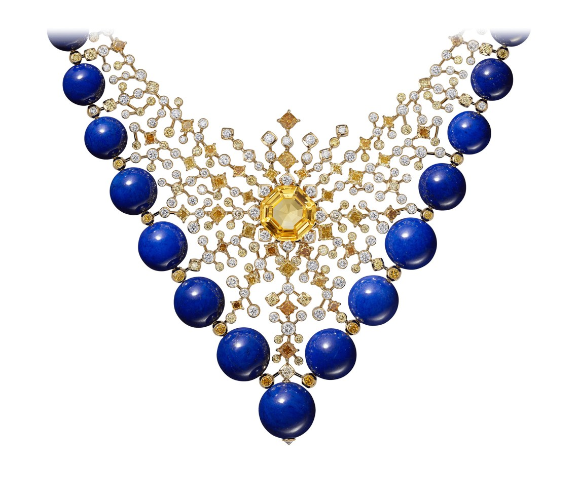Runway Hits X Rapaport Magazine, Victoria's Jewelry Box