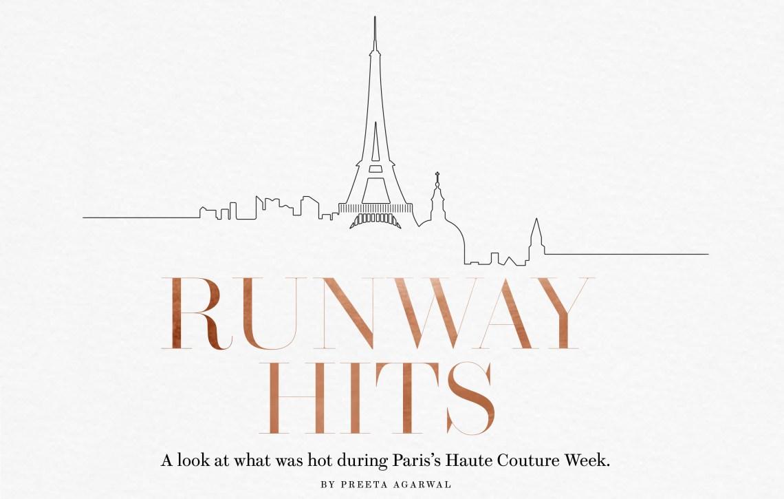 Runway Hits X Rapaport Magazine