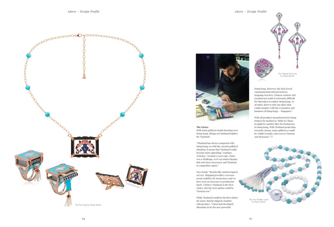 , THAILAND: A JEWELLERY HUB ON THE RISE X SOLITAIRE MAGAZINE, Victoria's Jewelry Box