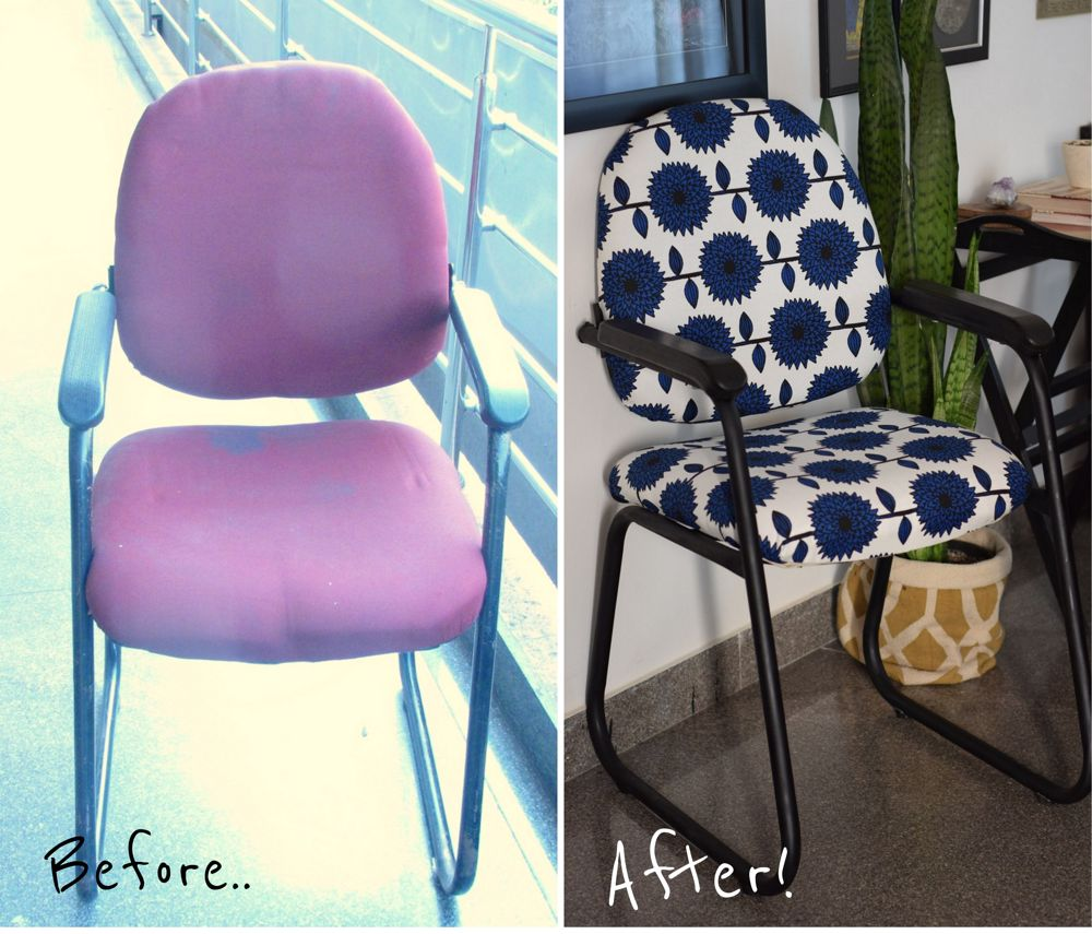 DIY - Changing Upholstery Type 1