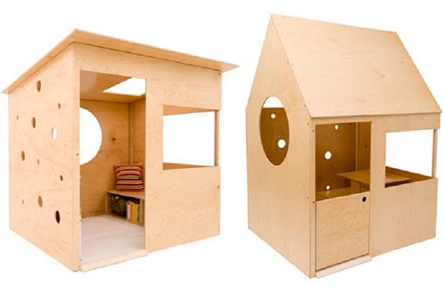 Le Casette In Legno Prefabbricate Da Interno Per Bambini