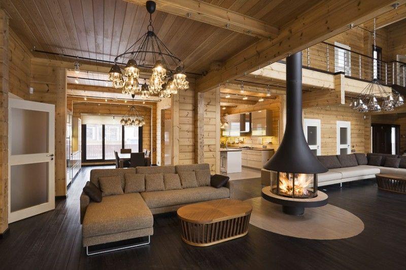 Artigianhouse realizza case prefabbricate utilizzando legno, cemento e acciaio. Le Log House Le Case Con Il Legno A Vista O Case In Tronchi