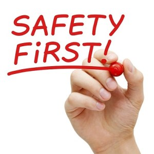 safety coming first when it comes to emergencies