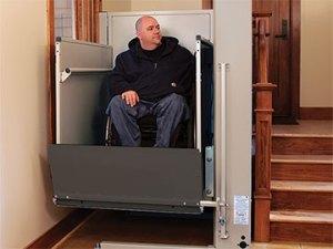 Vertical Wheelchair Lifts Preferred Elevator