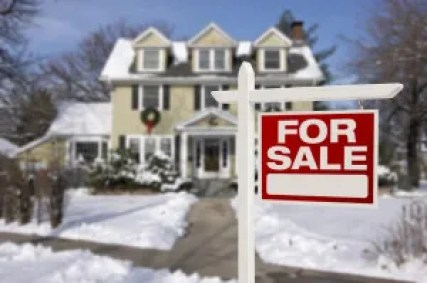 Home sold in Winter, Winter Moving