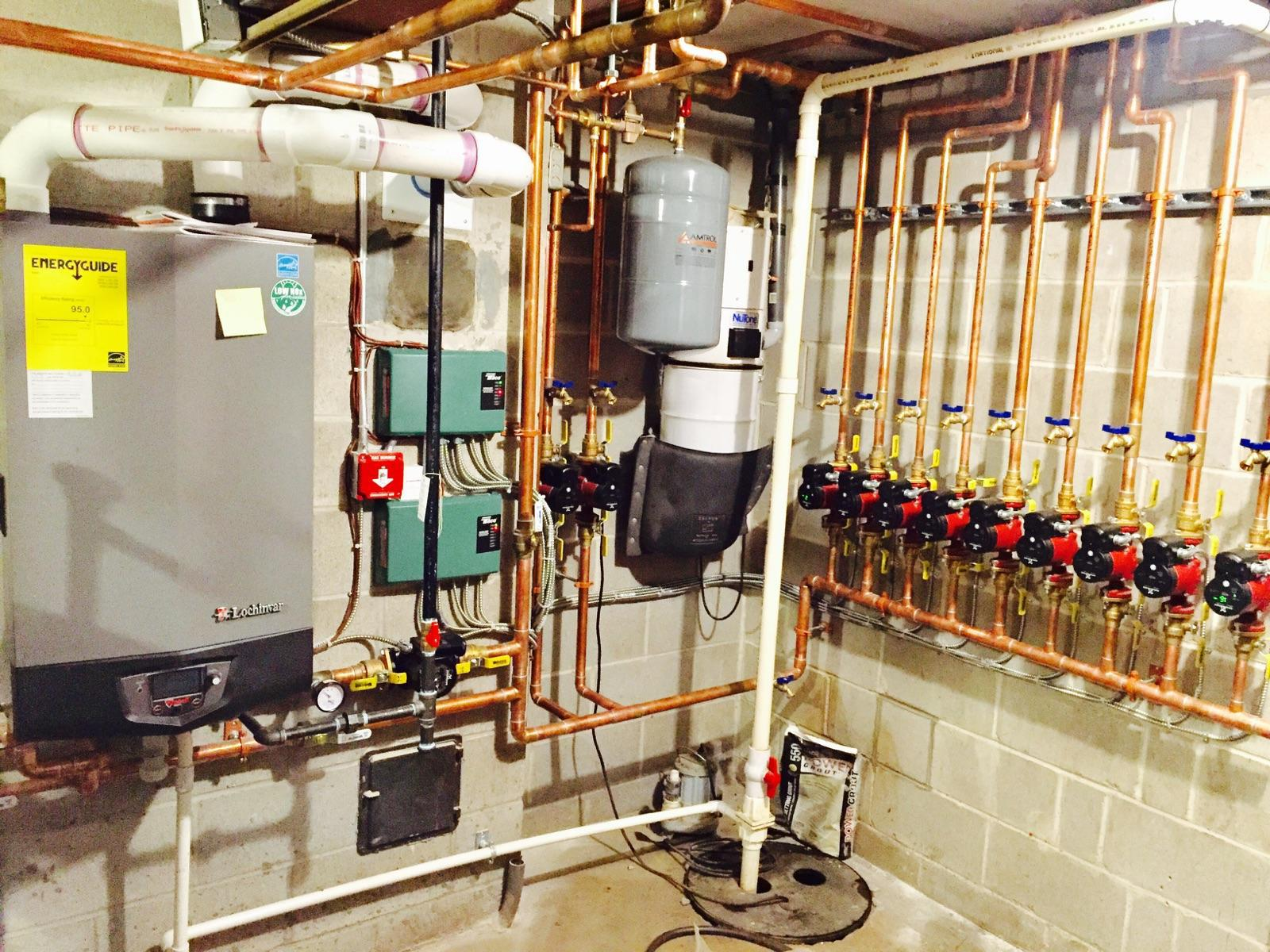 Boiler Install and Repair Service | Preferred Plumbing and Heating Inc.