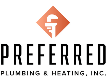 Preferred Plumbing and Heating Inc. In Pepperell MA Logo