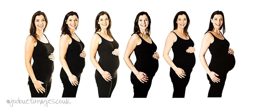 Pregnancy Photo - Jo Douet Images