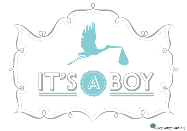 birth announcement quotes for baby boy