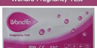 Wondfo Pregnancy Test