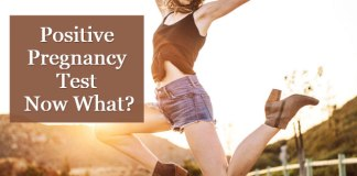 Positive Pregnancy Test : Now What?