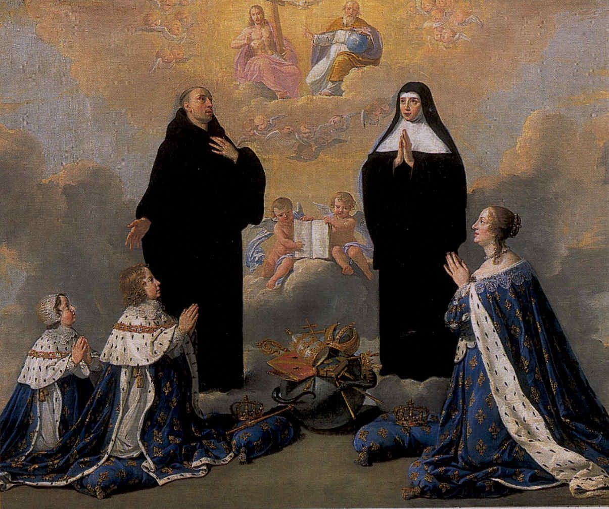 Resultado de imagen para san benito y santa escolastica