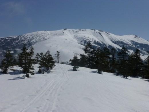 山スキー:北ノ俣岳