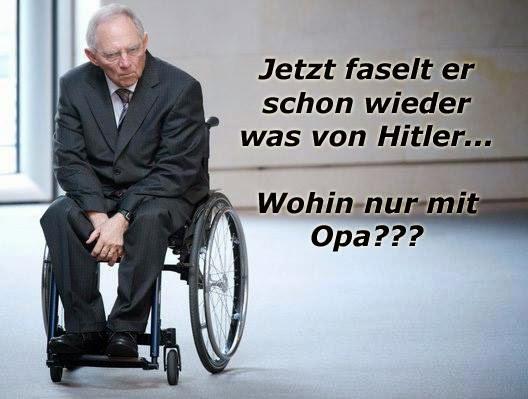 Schäble Hitler