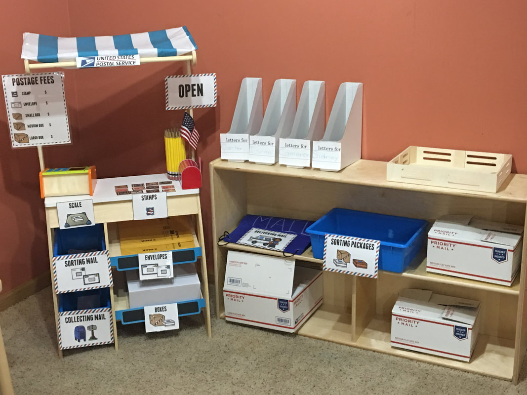 Post Office And Mail Lesson Planning Ideas