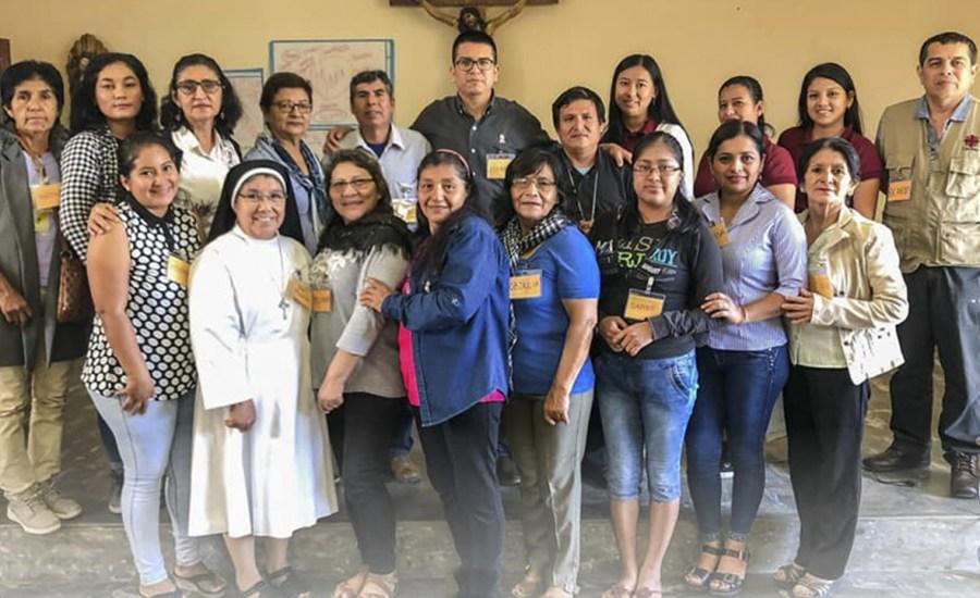 Taller de Identidad, Misión y Espiritualidad