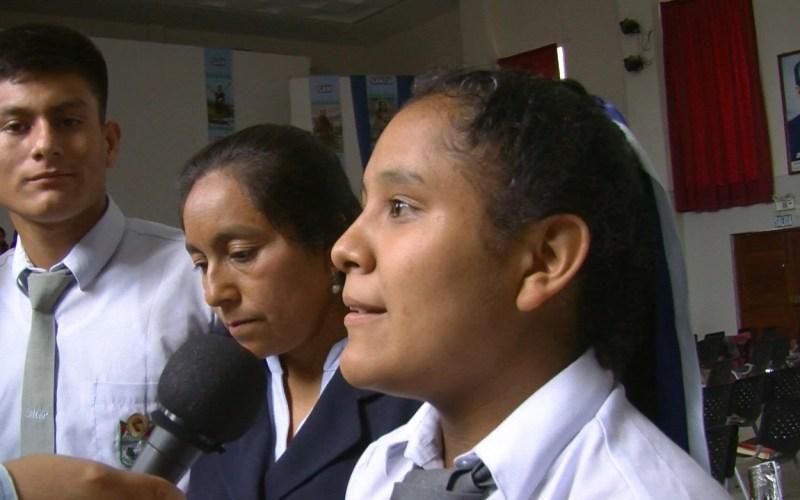"Instituciones Educativas participan del concurso ""Mi Santo Favorito"""