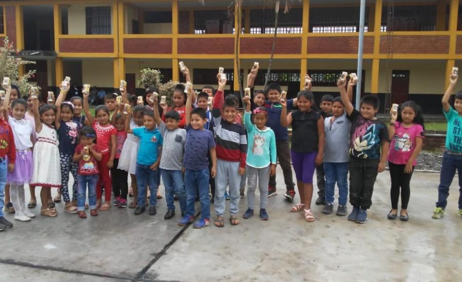 Cáritas Moyobamba lleva esperanza a diversas comunidades