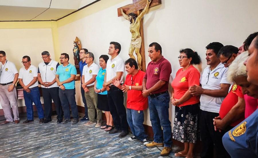 Movimiento JUAN XXIII realiza retiro de acción de gracias