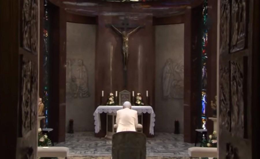 El Papa celebrará este domingo por primera vez la fiesta de la Palabra de Dios