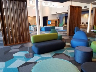 MSCBA - MWCC - INT - Bemis Lounge divider walls