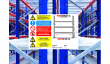 Weight Load Notices - Pallet Racking