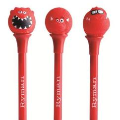 Red Nose Day 2013 Pens