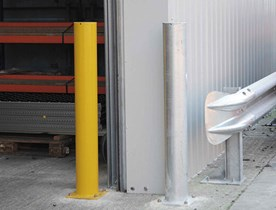 Dexion Metal Bollards