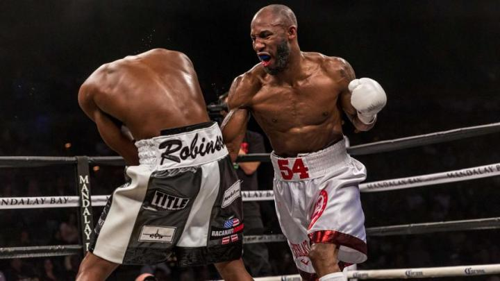Boxing News   Latest Fight News   Premier Boxing Champions Q A with 147 pound contender Yordenis Ugas