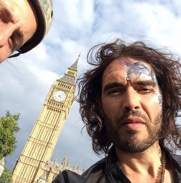 Russell Brand/Instagram