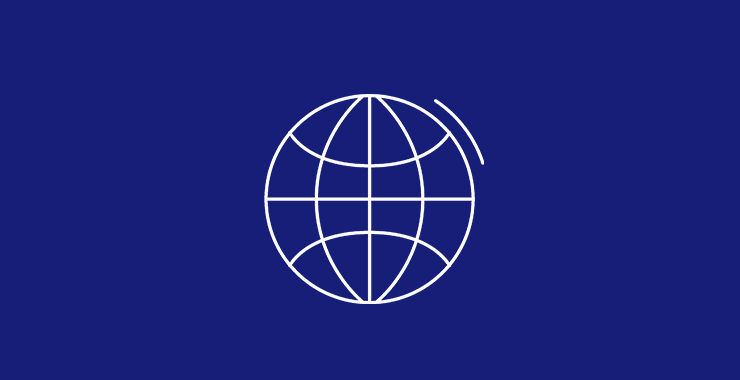 globe icon Brexit