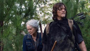La saison 11 finale de Walking Dead sera à nouveau «grande et ambitieuse»