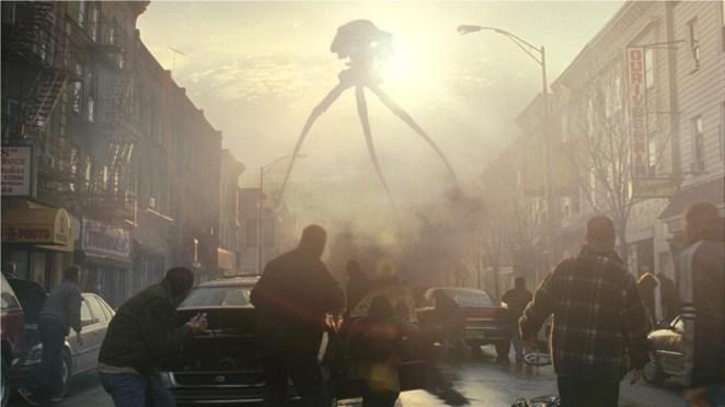 La guerre des mondes: comment Steven Spielberg a donné vie aux effrayants tripodes