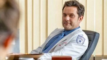 Joshua Jackson est le Dr Death dans le trailer glaçant de cette nouvelle mini-série