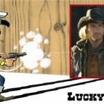 Michael Youn adapte Lucky Luke en série